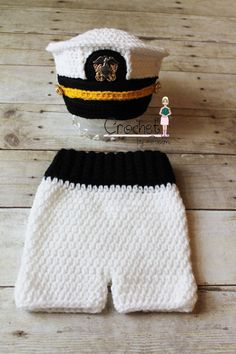 Items similar to Original Design Crochet US Navy Hat, Navy Officer Hat, Baby Pants set, Military Hat, Newborn Photography Prop — Made to order on Etsy – Newborn About Navy Military, Military Wife, Crochet Toddler, Crochet Baby, Us Navy Baby, Crochet Photo Props, Navy Uniforms, Navy Hats, Newborn Photography Props