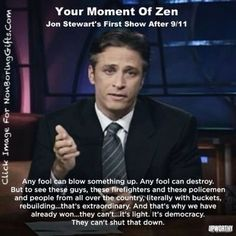 Jon Stewart Leaving The Daily Show on a Career High Note. We found the funniest quotes he made over the years. Enjoy! And as always, don't forget that for the best gifts for the people you love check out NonBoringGifts.Com