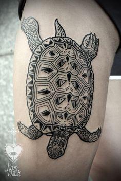 Turtle: Love Hawk Tattoo Studio | Gallery