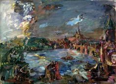 Your Paintings - Oskar Kokoschka paintings