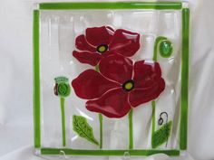 Fused And Slumped Glass Work - Delphi Artist Gallery