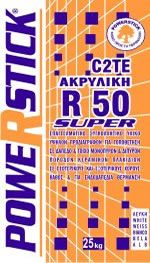 ΑΚΡΥΛΙΚΗ ΚΟΛΛΑ SUPER R50 25 Kgr ( C2TE )