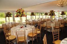 Wedding Reception at Pelham Bay Split Rock