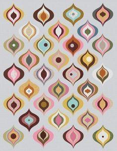 Jenn Ski print pattern
