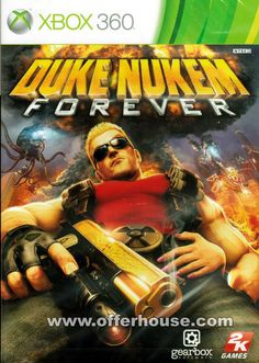 Duke Nukem Forever (God I can't believe I'm putting this one on here, but fairs fair)
