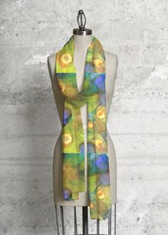 A beautiful and unique modal scarf that is perfect for your collection! Shop artistic modal scarf's created by designers all around the world. Wheat Fields, Shades Of Grey, Wearable Art, Flower Power, My Design, Print Patterns, Summer Dresses, Sunset, The Originals