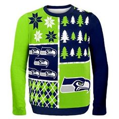 Amazon.com : NFL Busy Block Sweater : Sports & Outdoors