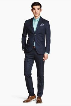 Pantaloni de costum | H&M