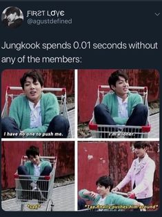 What a maknae Bts Jungkook, Taekook, Bts Love, Vkook Memes, Pokerface, Bts Memes Hilarious, Bts Tweet, About Bts, Bts Pictures