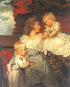 18th Century Clothing | ... of Devonshire's Gossip Guide to the 18th Century: Children's Clothing