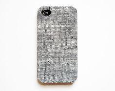 Linen iPhone case