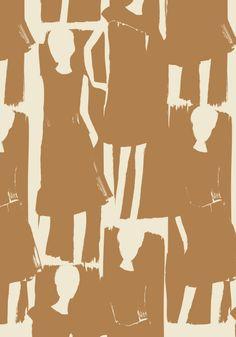 ORLA KIELY - PAINTED LADIES