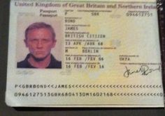 La carte d'identité