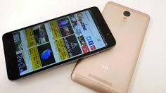 激安なのに5.5インチ大画面&指紋認証機能付きのXiaomi「Redmi Note 3 pro」レビュー - GIGAZINE