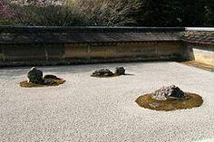 Сад пятнадцати камней Рёан-дзи