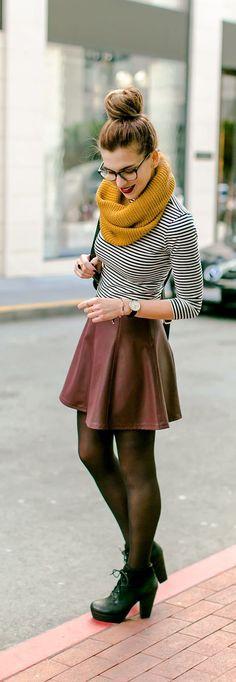 Cute fall style