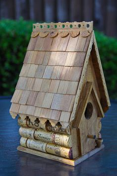 tiny bird house