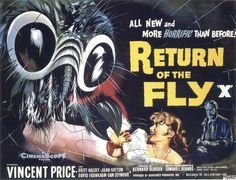 Return Of The Fly X