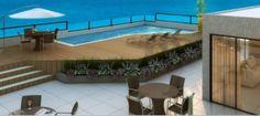 Rio Vermelho Apartamento - Apartamento  a partir de 282m2 ,com alto padrão , total estrutura de lazer e vista mar.