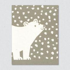 Polar Bear / Lisa Jones Studio