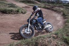 Yamaha TW 200 Wolf Moto