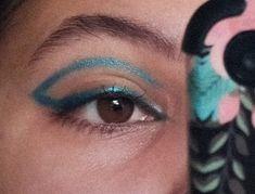 Delineado colorido Colouring In, Maquillaje