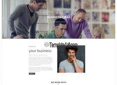 WordPress Themes - Business Corporate Theme Design #wordpress #corporate #wordpressthemes