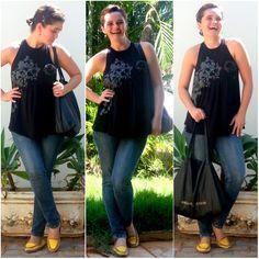 blog v@ LOOKS | por leila diniz: No FDS looks com calça jeans | #DezMesSemComprar segue firme: resisti a essa calça | DEUS