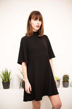 Robe Silvia - Noir