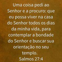 Salmos 27:4
