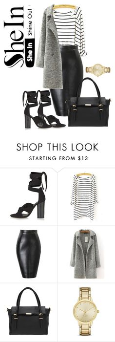 """""""Jackie"""" by laurelbeauty on Polyvore featuring Topshop, Kate Spade, women's clothing, women, female, woman, misses and juniors"""