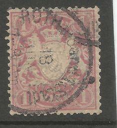 Obecnie na aukcjach #Catawiki: Bawaria 1 MARK 1875  Numer  Michela ; 31