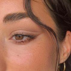 Makeup Eye Looks, Natural Makeup Looks, Cute Makeup, Pretty Makeup, Beauty Makeup, Soft Eye Makeup, Natural Everyday Makeup, Edgy Makeup, Indie Makeup