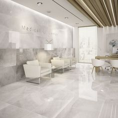 Grespania´s Palace Porcelain Tiles Series brings the elegance and effects of marble to any space. Available in models and formats, complemented with a wide range of decorative tiles, colors and finishes.