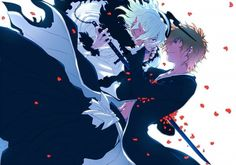 Tensa Zangetsu x Hollow Ichigo and Ichigo Kurosaki Anime Comics, Manga Games, Bleach Art, Anime, Cartoon, Ship Drawing, Anime Shows, Bleach Anime, Manga