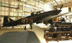 Rare British World War Two Aircraft at the Hendon RAF Museum