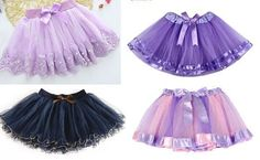 How to make a Tutu for Girls [Paso a Paso] 【Unicorn and Minnie】 - Trendy Queen : Leading Magazine for Today's women, Explore daily Fashion, Beauty & Lifestyle Tips Tutu En Tulle, Tulle Dress, Dress Skirt, Toddler Skirt, Toddler Tutu, Tutus For Girls, Kids Outfits Girls, Cinderella Tutu Dress, Tutu Rock