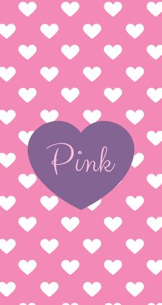 Image uploaded by POSH GIRLS! Find images and videos about pink, heart and wallpaper on We Heart It - the app to get lost in what you love.