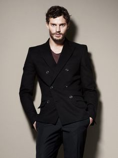 Jamie Dornan, The Huntsman (Once Upon a Time) and cast to play Christian Grey, born 5/1/1982