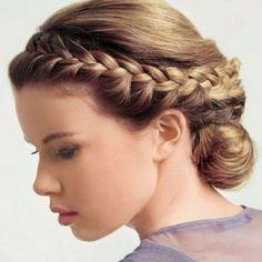 Прически на длинные волосы с косами | hairwiki.ru