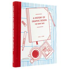 A History of Graphic Design, $25, now featured on Fab.