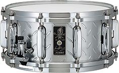Lars Ulrich Signature Snare Drums | TAMA Drums