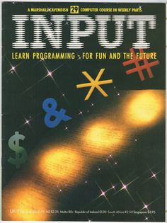 Input Magazine Issue 29