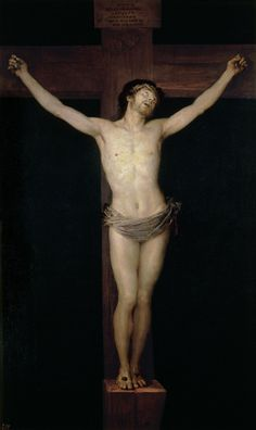 GOYA Y LUCIENTES, FRANCISCO DE Cristo crucificado