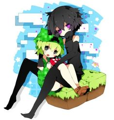 Creeper-tan there to keep you warm on a cold night