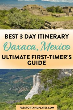 Planning a trip to Oaxaca, Mexico for a few days? These are the best things to do in Oaxaca wrapped up in this perfect 3 days in Oaxaca itinerary. | Mexico | Mexico Itinerary | Best things to do in Oaxaca | Oaxaca Travel Guide | Long Weekend in Oaxaca | Long Weekend in Mexico