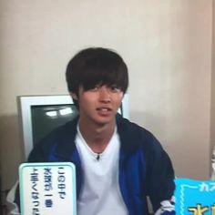 "[vine] Super kawaii Kento Yamazaki ""A ray swims _____"" https://vine.co/v/OFA6WL0qTXe from making dvd of J drama, sports comedy, ""Suikyu Yankees (Water Polo Yankees)"", 2014. Plot & Ep.1-10: http://dramanice.com/drama/suikyu-yankees-detail [Eng. Sub] So funny n nice drama!!!"