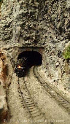 Model Trains!