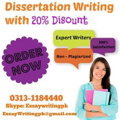 No 1 Custom Dissertation Writing & Editing Service