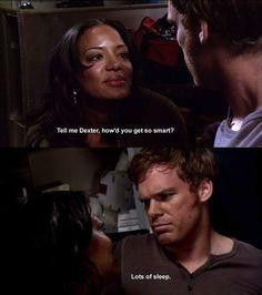 Dexter Morgan Quotes, Dexter Memes, Debra Morgan, The Fosters Tv Show, Dexter Seasons, Charles Boyle, Netflix Quotes, Michael C Hall, Jennifer Carpenter